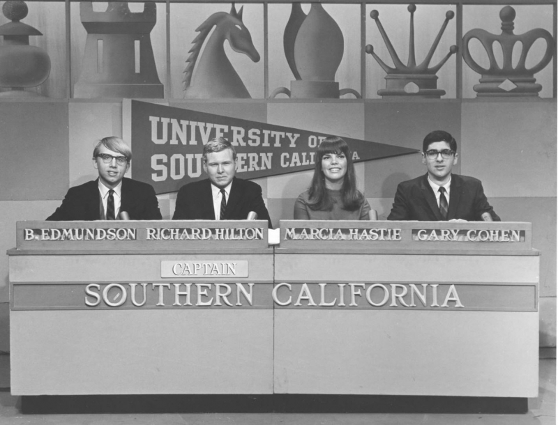 USC on the GE Debate Bowl (1968)