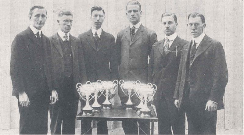 1918 Bowen Cup Debates