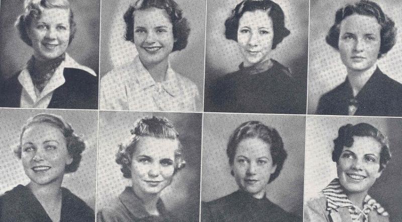 1937 Women's Squad
