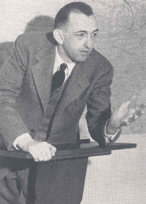 Charles Redding (1946-1954)